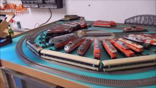 Modelleisenbahn 1045 und 4010