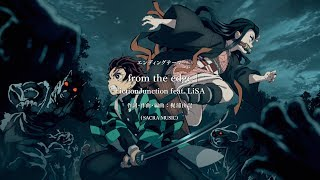 【FULL】From The Edge by LISA《中日字幕》[鬼视角版]