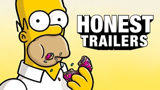 Honest Trailers | The Simpsons Movie by Screen Junkies