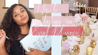 How To Become An Event Planner!! Ll Get Certified? Whats The Best Major To Get A Degree?