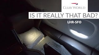 British Airways A380 CLUB WORLD | Most Controversial Business Class In The Sky?
