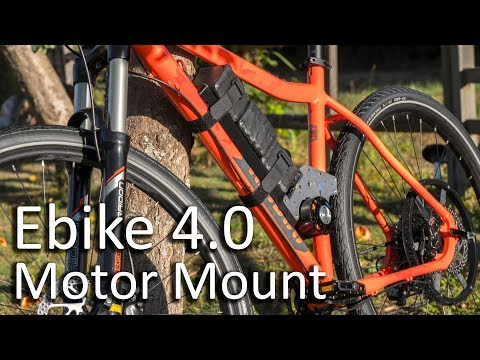 Electric bike 4.0 - Motor Mount