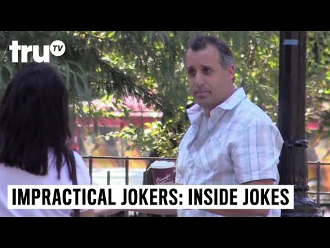 Impractical Jokers: Inside Jokes - Q Talks to Mole People | truTV