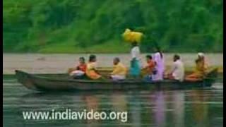 The sacred River Pamba