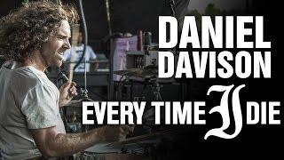 "Zildjian Performance - Daniel Davison of Every Time I Die - ""Floater"""