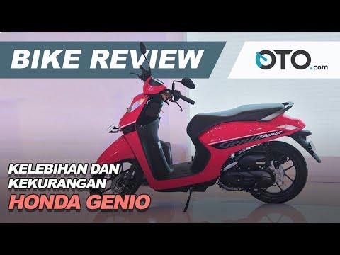 Honda Genio | Bike Review | Ini kelebihan dan Kekurangannya | OTO.com