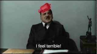 Hitler has a cold