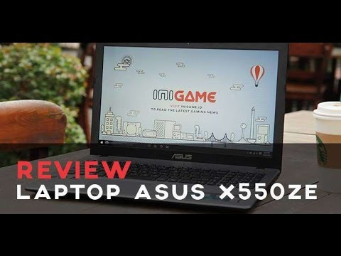 Review ASUS X550ZE
