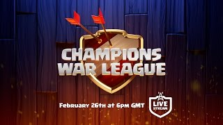 Clash of Clans - CWL Final This Sunday