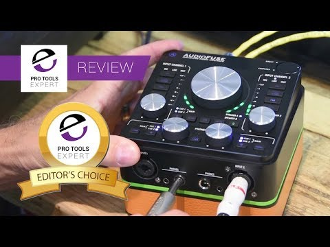 Review - Arturia AudioFuse Audio And MIDI Interface