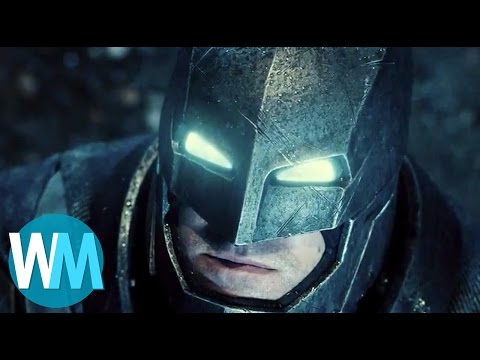 Top 10 Awesome Batman Facts