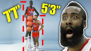 4 Shortest Players In NBA History