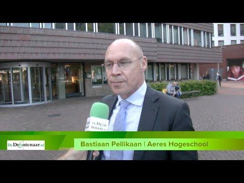 VIDEO | Aeres Hogeschool Dronten was door maatregel B en W bang voor leegloop