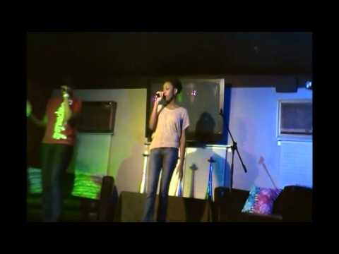 Lost Without You Live @ the Amarachi Lounge