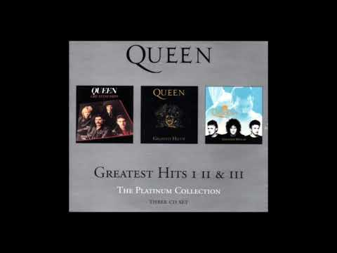 Queen Greatest Hits I, II & III Played in about 5 1/2 Mins.