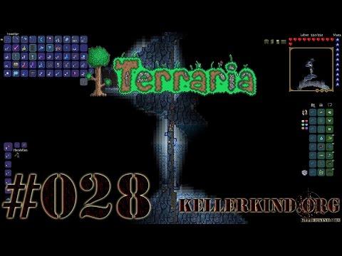 Terraria #28 – Der Schacht ★ Let's Play Terraria [HD|60FPS]