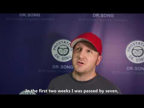 Chemotherapie bei Prostatakrebs im Stadium 4