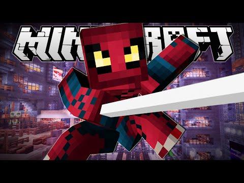 Minecraft | SPIDERMAN!! (Web Slinging, Wall Climbing & More!) | Vanilla Mod Showcase