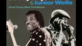 Buddy Guy & Junior Wells - HooDoo Man Blues