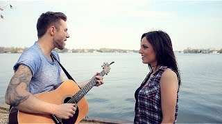 The Other Side (Acoustic) - Alessia Cara Cover by Adam Christopher ft. Kimmy Nearon