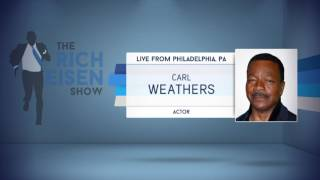 """Actor Carl Weathers of NBC's """"Chicago Justice"""" Joins The RE Show - 4/27/17"""