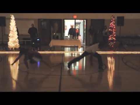 "(Choreography Cover) --- Bruno Mars ""Turn Around""  --  Tate and Jessie - Lyrical Hip-Hop"