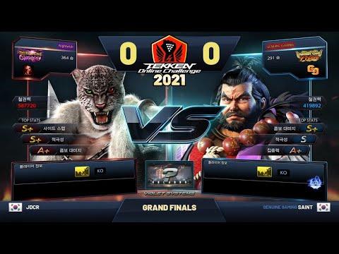 JDCR (Armor King) vs Genuine Gaming Saint (Ganryu) – TOC 2021 Korea Grand Finals