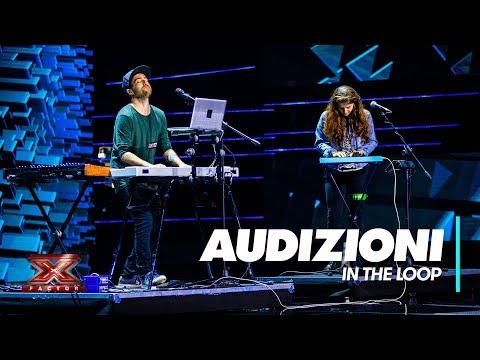 Gli In The Loop e la cover electro di Domenico Modugno | Audizioni 4