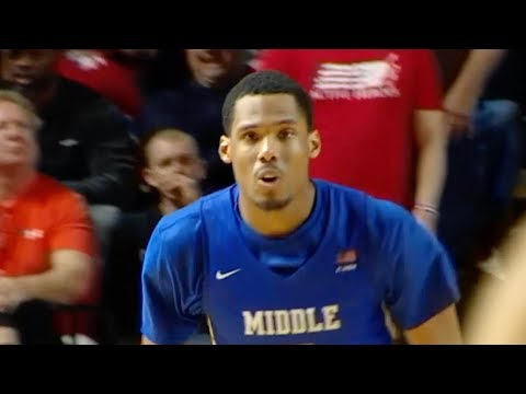HIGHLIGHTS: Nick King Leads Middle Tennessee Past Western Kentucky | Stadium
