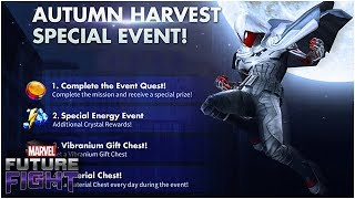 FREE CRYSTALS! EVENT TOKENS & HEROIC QUEST REWARDS - Marvel Future Fight