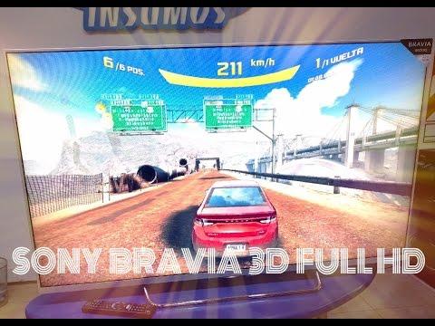 Sony Bravia KDL50W805C [Review Español]