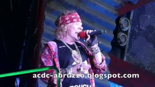 AC/DC and AXL ROSE - TOUCH TOO MUCH - Ceres Park, Aarhus, Denmark 12 June 2016