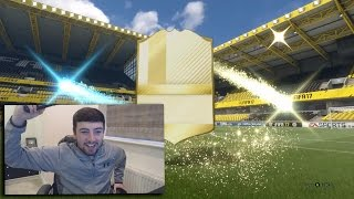FIFA 17 | OMFG LEGEND AND TOTT IN 1 PACK OPENING | EPIC LEGEND IN A 100K PACK