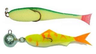 Пенопластовые рыбки для рыбалки своими руками