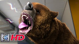 """CGI 3D Animated Short: """"Like a Bear (Comme un Ours)"""" - by ESMA   TheCGBros"""