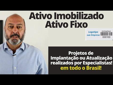 Projetos de Implantação e Atualização do Ativo Imobilizado (Ativo Fixo) Consultoria Empresarial Passivo Bancário Ativo Imobilizado Ativo Fixo