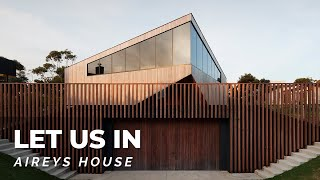 Beach House Goals & An Epic Man Cave. Luxury Beach House In Aireys Inlet | Let Us In! ▵ S01E16
