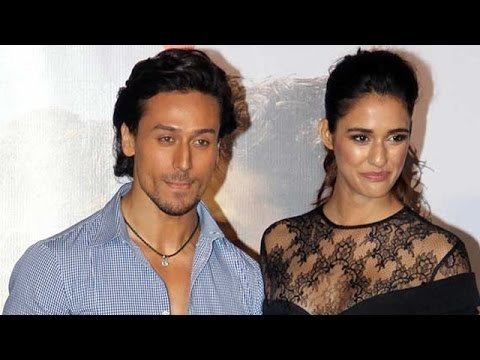 Tiger Shroff Is Shy To Express His Love For Disha Patani | Bollywood News (видео)