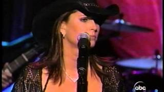 Terri Clark on The View, 11/2/05