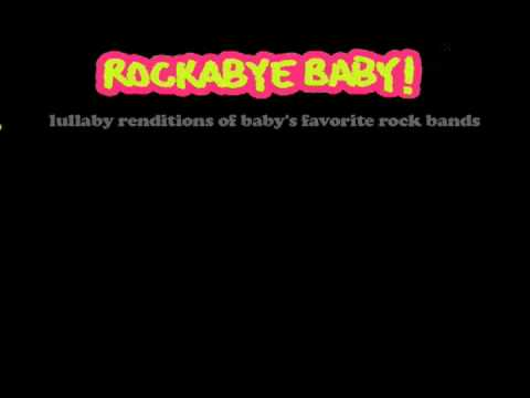 Lullaby Rendition of The Ramone's