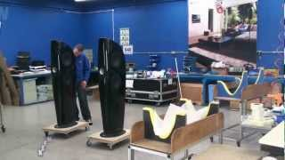 KEF FACTORY IN MAIDSTONE (UK)_The birth place of Blade.avi