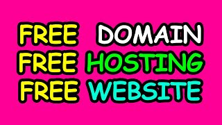 How To Create FREE Website 2018 - Free Domain & Hosting | TECH MΔCHINE