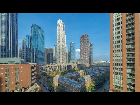 A spacious -16 Streeterville convertible at Cityfront Place