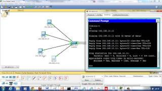 Video 4: VLAN Tutorial 2 - Communication across VLANs using a Router; Multiple Cables