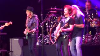 Doobie Brothers--Sweet Maxine--Live at PNE Vancouver 2017-08-31