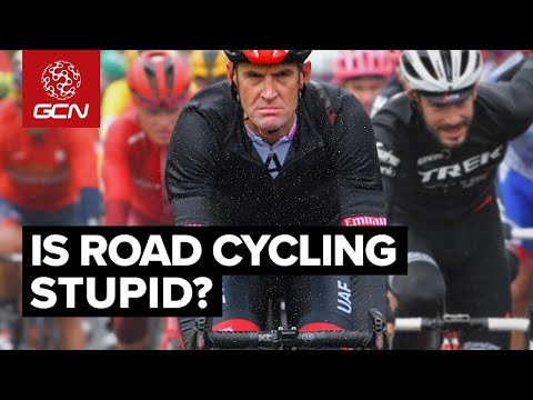 f8fe390fc 14th June 2019. Is Road Cycling Just Stupid?