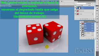 Tutorial ANIMACION en photoshop cs3 cs4 en español