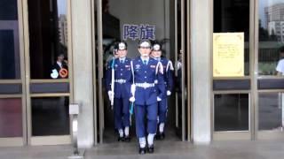 國父紀念館禮兵全過程加降旗pds
