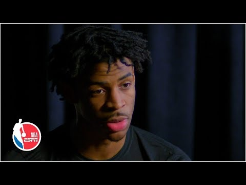 , title : 'Ja Morant doesn't back down from anyone | NBA on ESPN'