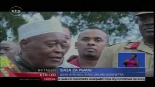 KTN Leo: Gavana Ali Hassan Joho aliukosoa uetendakazi wa serikali ya Jubilee Mombasa